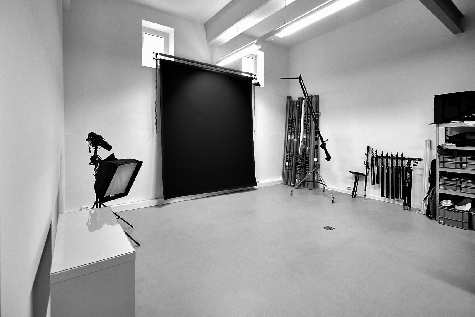 Foto und Video Studio Mietstudio